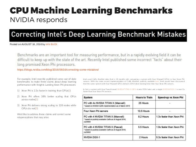 Deep Learning Computer Build