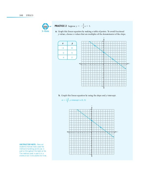 Mlcs Handout With Math Lit Lesson 312