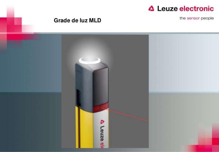 Grade de luz MLD<br />