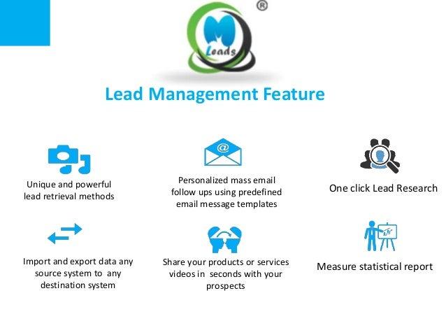 Lead Research & Statistics