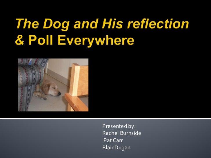 Presented by:  Rachel Burnside Pat Carr Blair Dugan