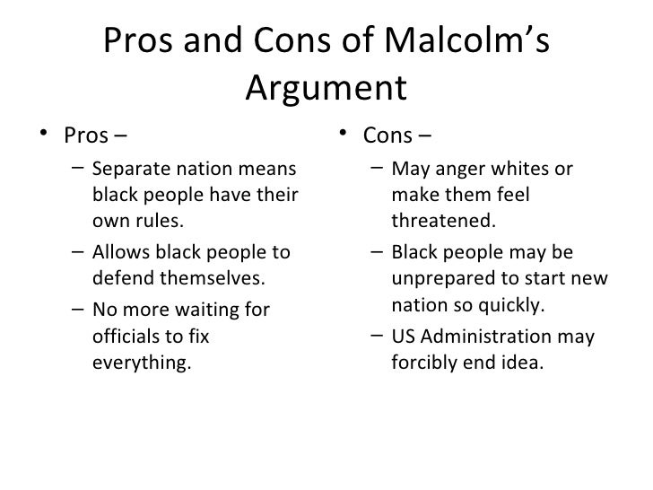 compare contrast mlk malcolm x Free essay: martin luther king jr and malcolm x were very significant during the  civil rights movement both were excellent speakers and shared one goal but.