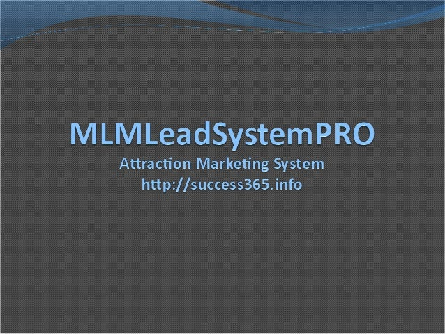 •   Lack of Leads•   Lack of Money•   Lack of Marketing Training•   Lack of Duplication