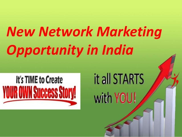New Network Marketing  Opportunity in India