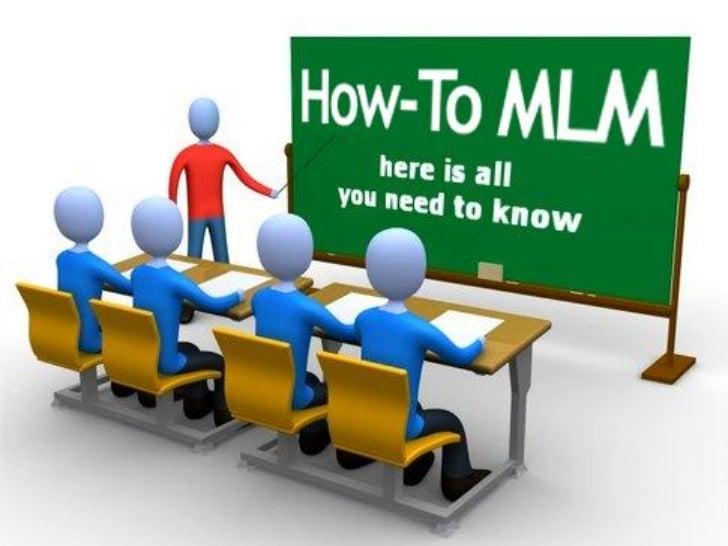 Multi-Level Marketing Slide Slide 2