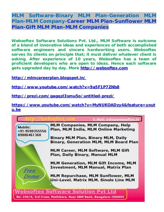mlm binary software free download full version