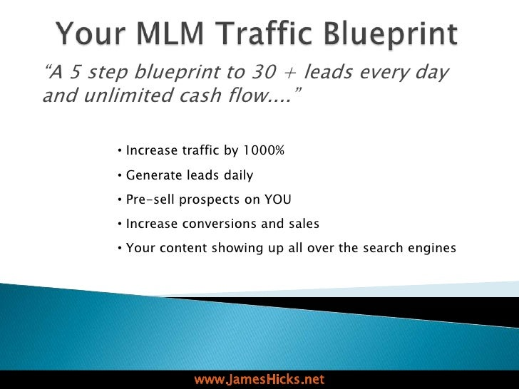 """""""A 5 step blueprint to 30 + leads every dayand unlimited cash flow....""""        • Increase traffic by 1000%        • Genera..."""