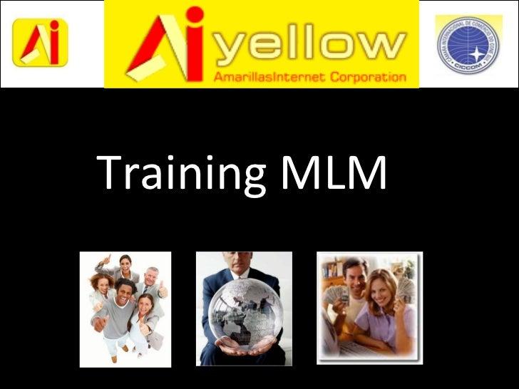 Training MLM