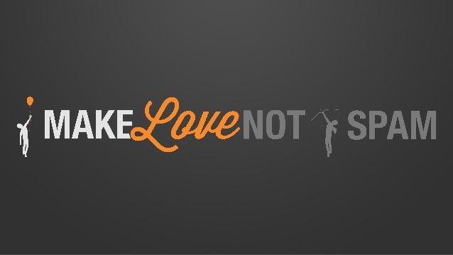 DOWNLOAD THE EBOOK  offers hubspot com/make-love-not-spam-ebook shop …