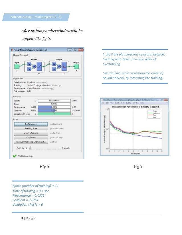 SVM & MLP on Matlab program