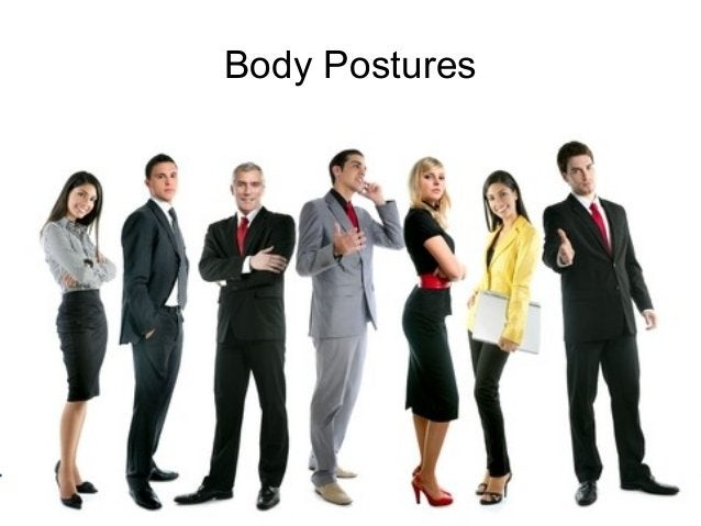 Train the Trainer Mohammad Tawfik http://AcademyOfKnowledge.org http://WikiCourses.WikiSpaces.com Body Postures