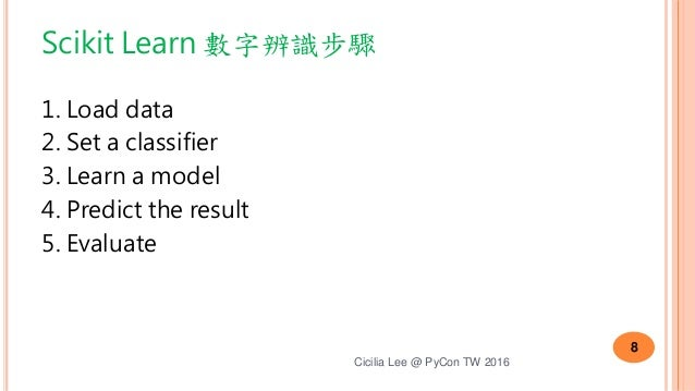 Machine Learning with Text in scikit-learn (PyCon 2016 ...