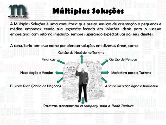 A Múltiplas Soluções é uma consultoria que presta serviços de orientação a pequenas e médias empresas, tendo sua expertise...