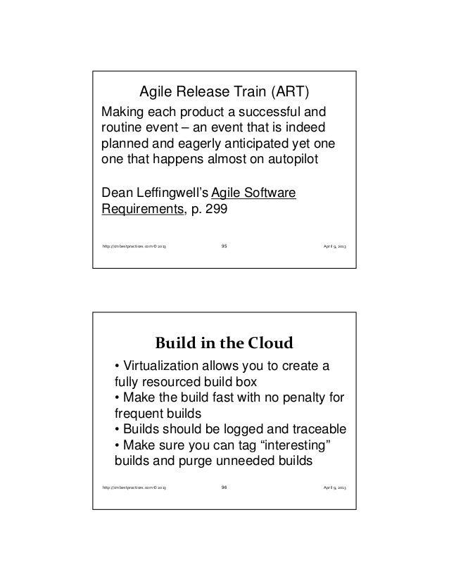 Agile software requirements dean leffingwell free pdf