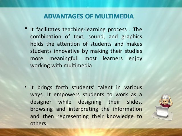 advantages and disadvantages of multimedia Advantages and disadvantages of communication are given below let us check it out some information on advantages and disadvantages to know more about communication.