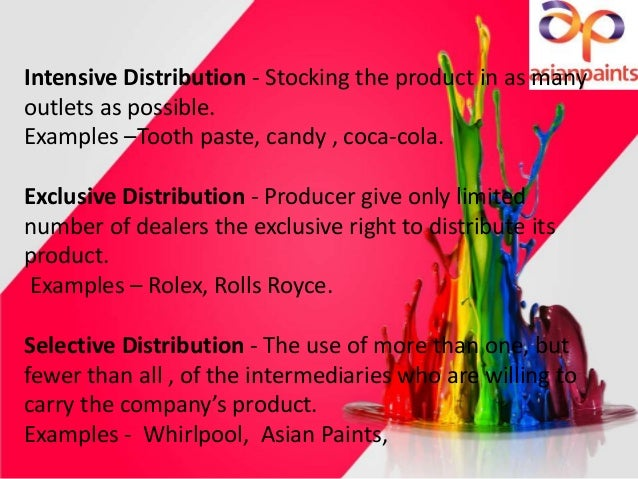 what is the difference between direct channels of distribution and indirect channels of distribution A distribution channel can channels are broken into direct and indirect forms, with a direct channel allowing the three types of distribution channels.
