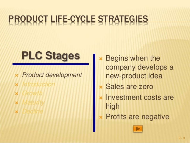product life cycle and its concept Start studying marketing chapter 11- test 3 learn vocabulary the plc concept tells managers the length of a product's life cycle or its duration at any stage.