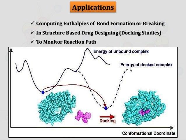 molecular mechanics and quantum mechnics