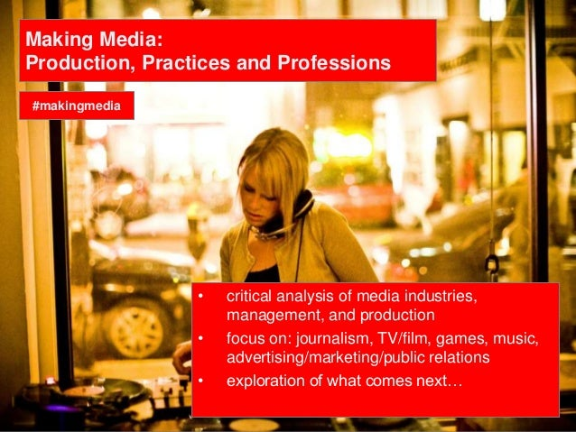a410e39d662 Making Media 2019 Course Introduction