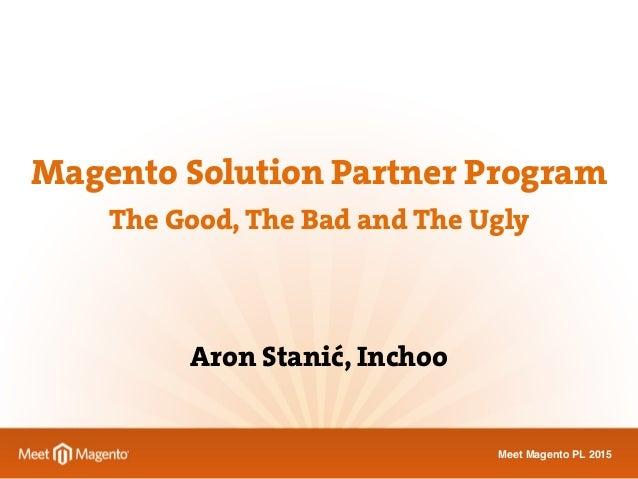 how to become a magento solution partner