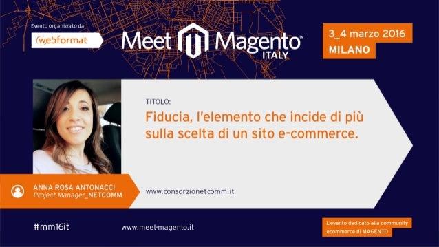 4 marzo 2016, Milano