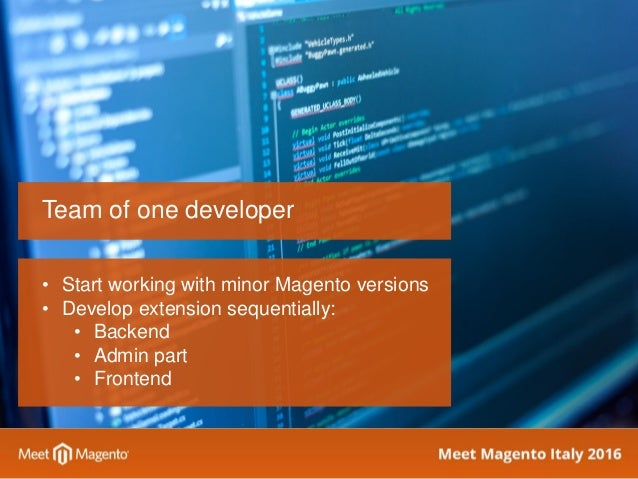Magento 2 release date in Melbourne