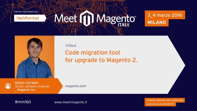 Magento 2 Upgrade Scope Database Schema Data Codebase Magento framework 3rd party extensions Custom modules Custom themes ...
