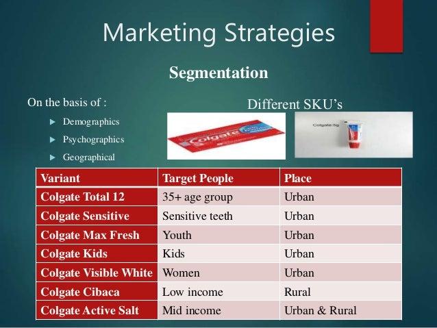 Colgate Max Fresh Marketing Assessment
