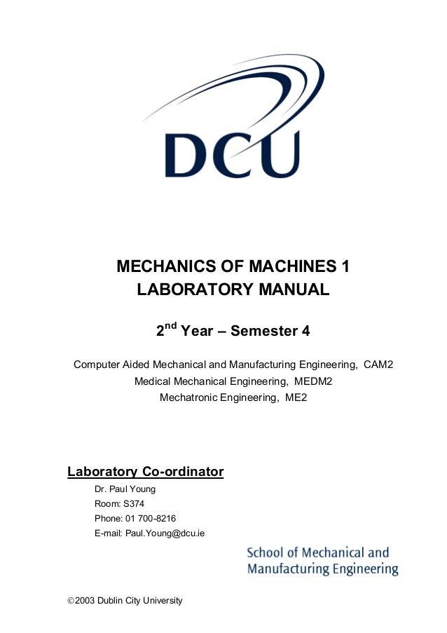 mm203 labmanual rh slideshare net UNL Engineering Mechanics UNL Mechanics