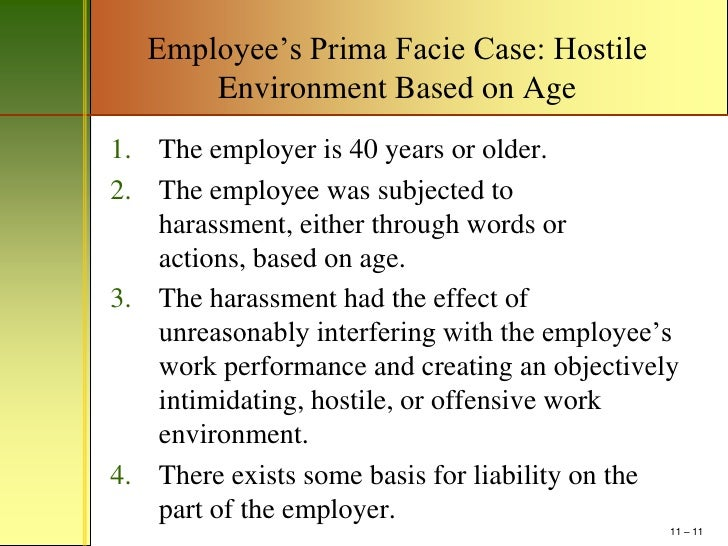 mm chapter age discrimination power point outline 11