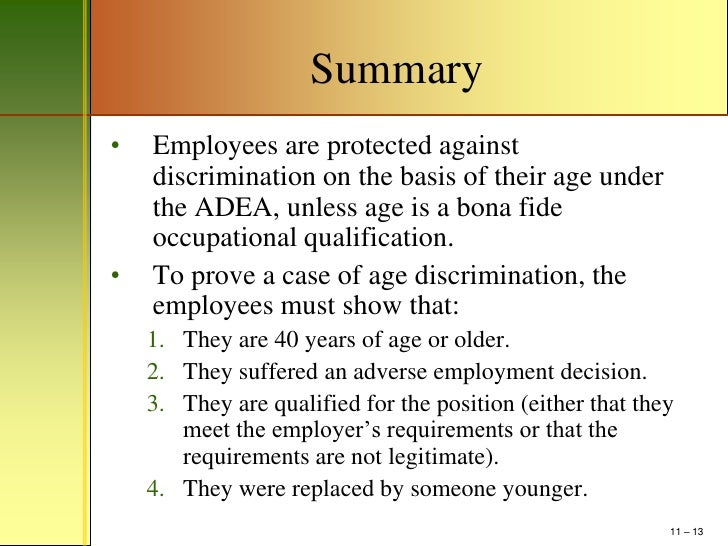 disability discrimination essay topics Employment laws: disability & discrimination there are five important federal laws that protect individuals with disabilities from discrimination in employment and.