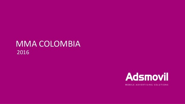 MMACOLOMBIA 2016
