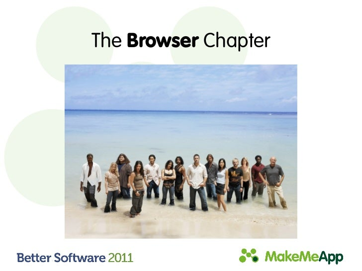 The Browser Chapter