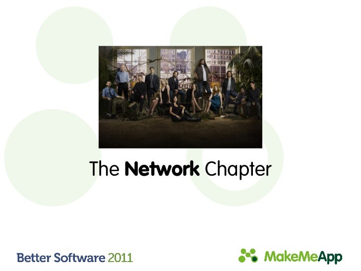 The Network Chapter