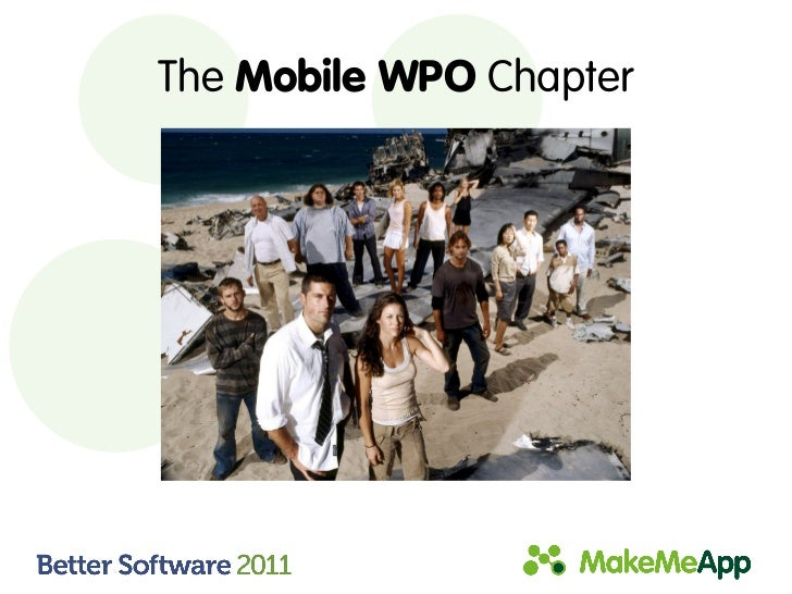 The Mobile WPO Chapter