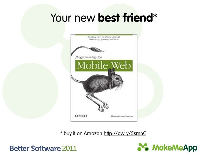 Your new best friend* * buy it on Amazon http://ow.ly/5sm6C