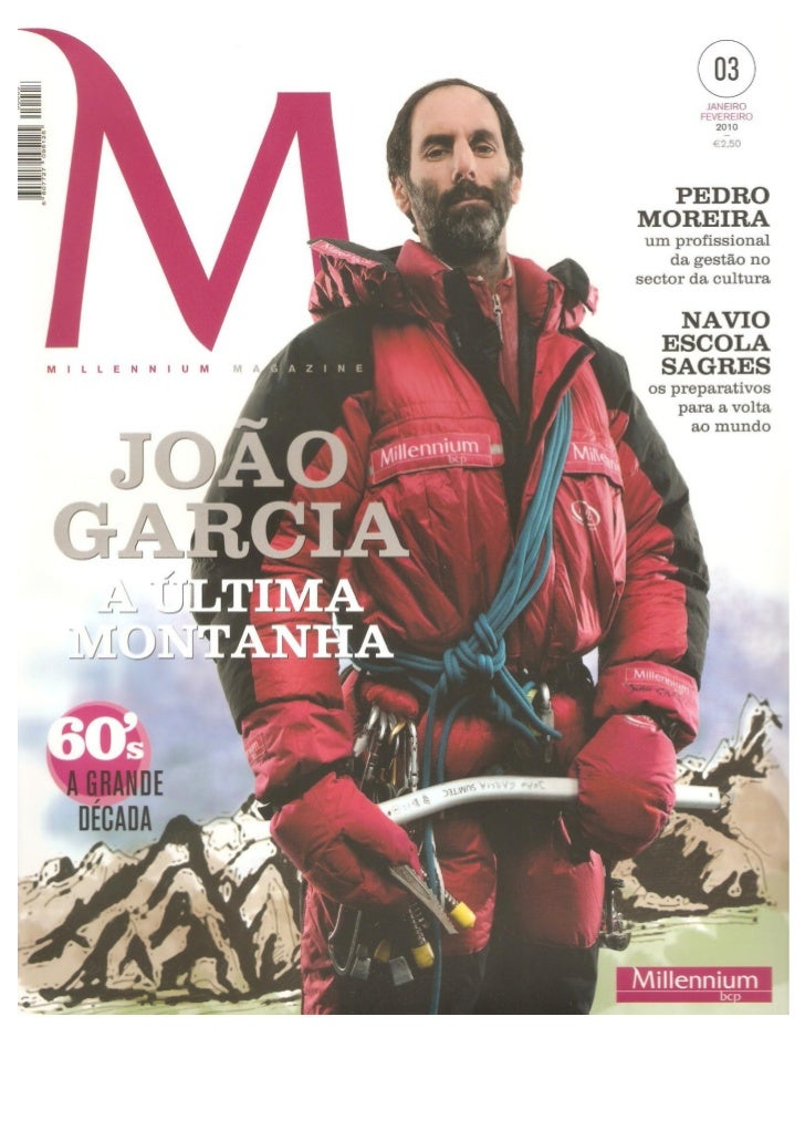 Millennium Magazine. Jan/Fev 2010