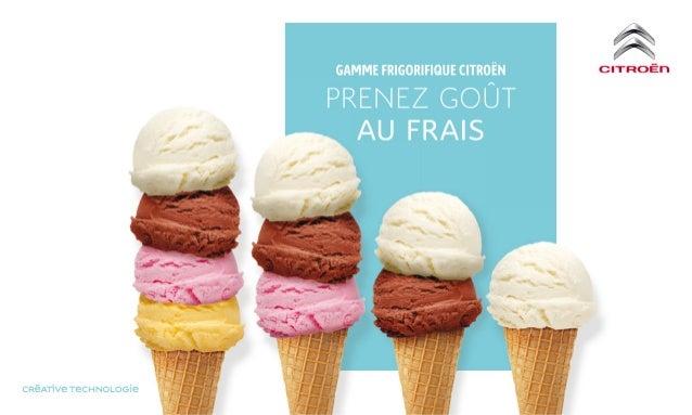 Gamme frigorifique Citroën : prenez goût au frais !