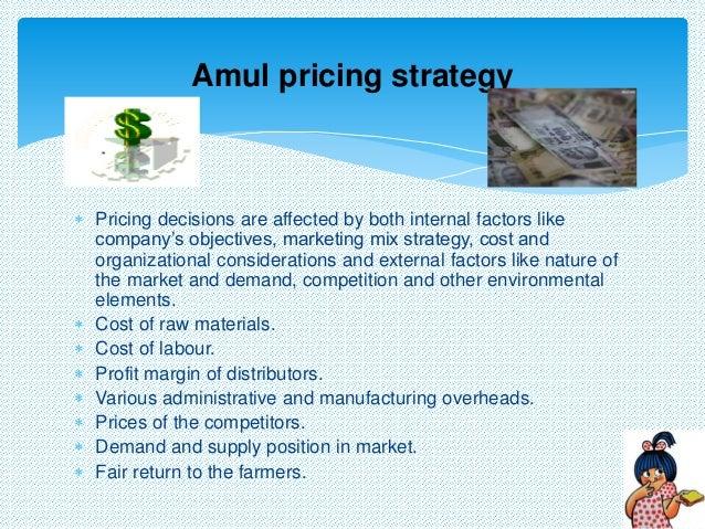 Branding strategies of amul.