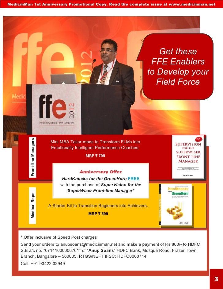MedicinMan 1st Anniversary Special Offer Slide 3