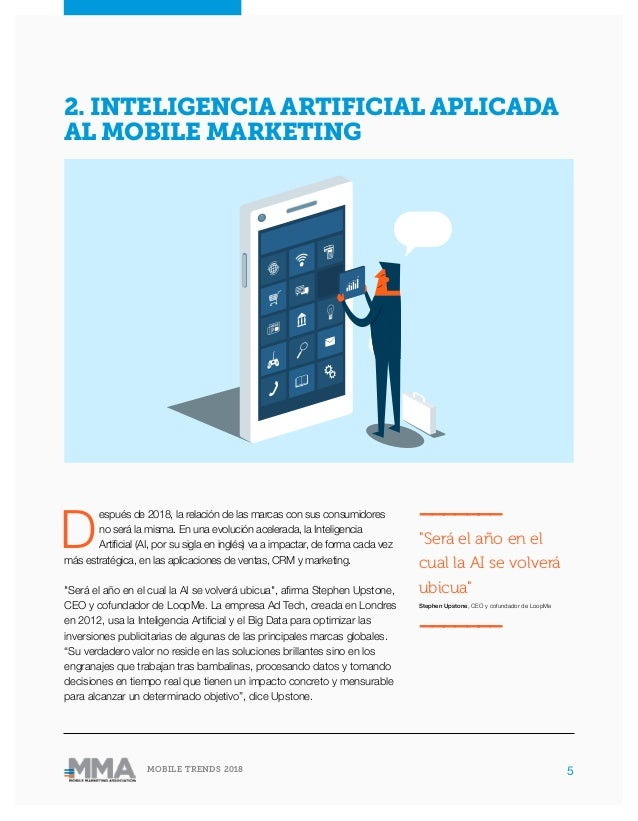 Mobile trends 2018 spanish version - Mobel trends 2018 ...