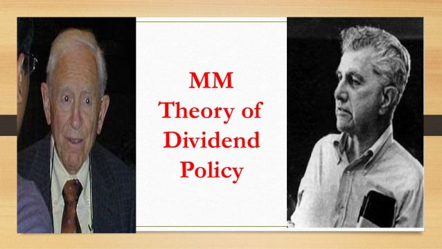 The Dividend Relevance Theory Finance Essay