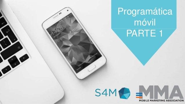 1 Programática móvil PARTE 1