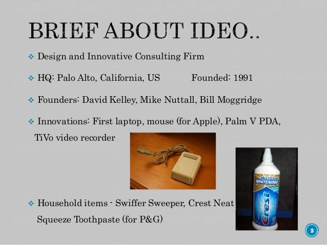ideo case study In 2006 hbo approached ideo to prepare a concept of a change in delivering  television    .