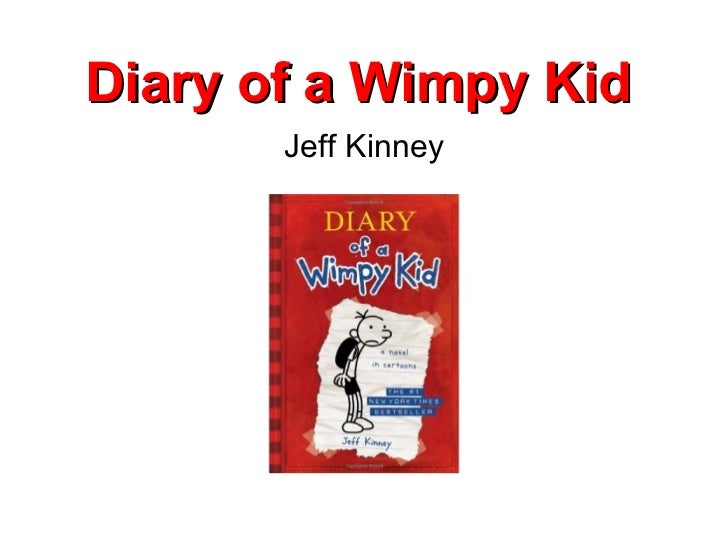 Diary of a Wimpy Kid Book Report