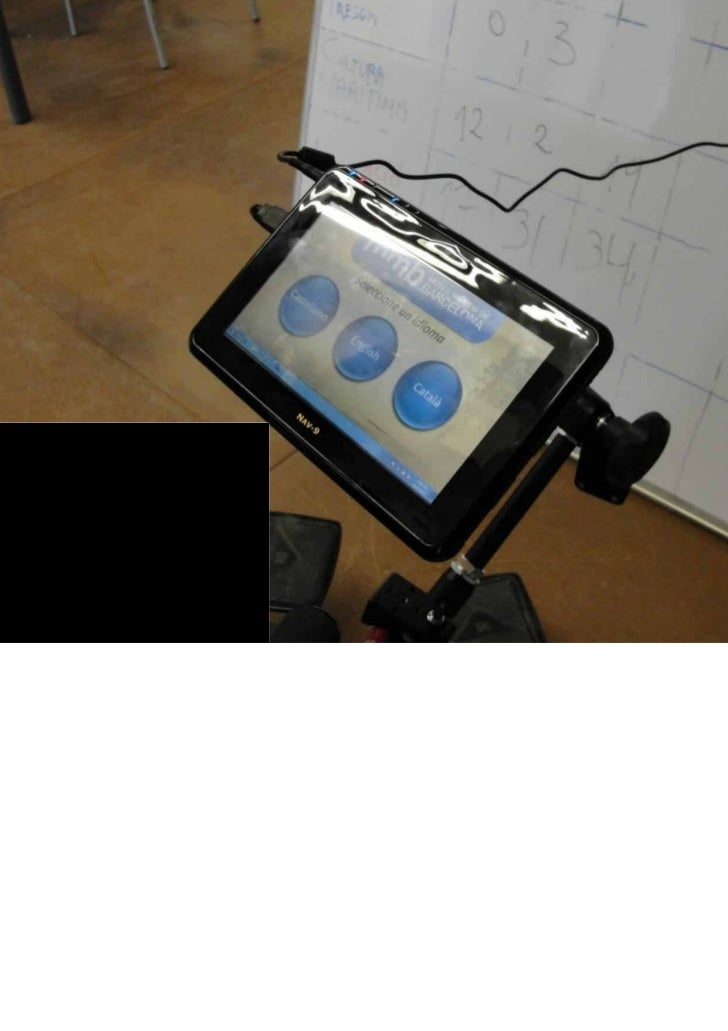 Comunicación 3.0 y Accesibilidad Total | 30 de noviembre y 1 de diciembre 2011   TLSPATRAC ITACA                   I JORNA...