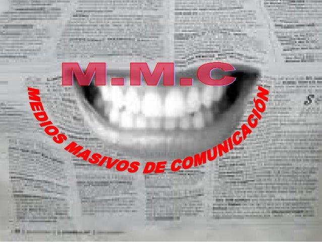 OBJETIVOS DE LOS M.M.C • Los géneros periodísticos • En general, podemos decir que los géneros periodísticos guardan una e...