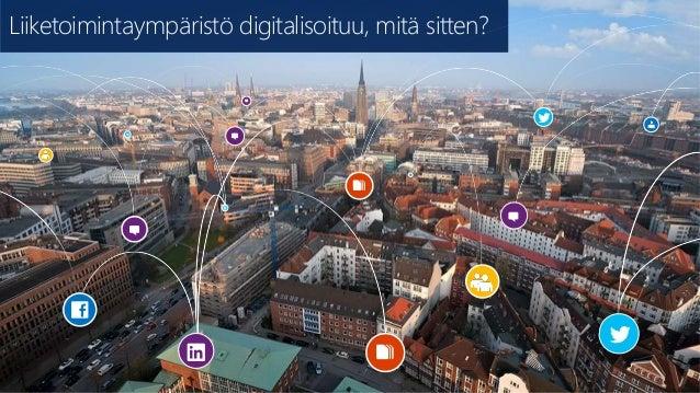 Digitaalinen asiakaskokemus - kuule asiakkaan ääni Slide 3