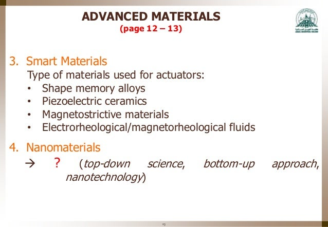engineering materials week 3 Me 215 - engineering materials and processes  (three hours is equivalent to 1 week) 3 outcome numbers in parenthesis refer to evaluation methods used to assess the.