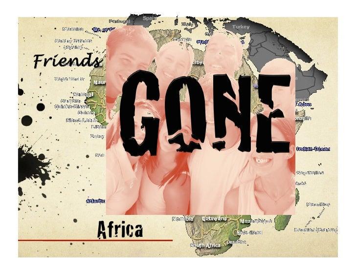 Friends           Africa